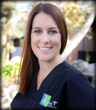 Kristin, Office Manager & Medical Assistant